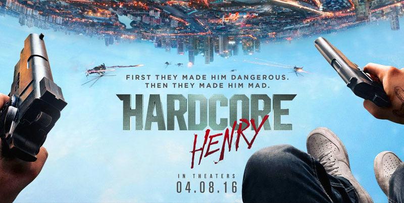 locandina film Hardcore! di Ilya Naishuller