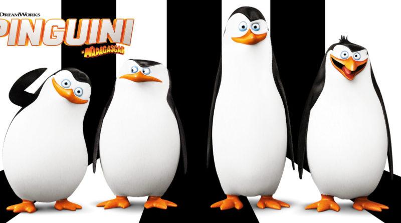 locandina del film i pinguini di madagascar