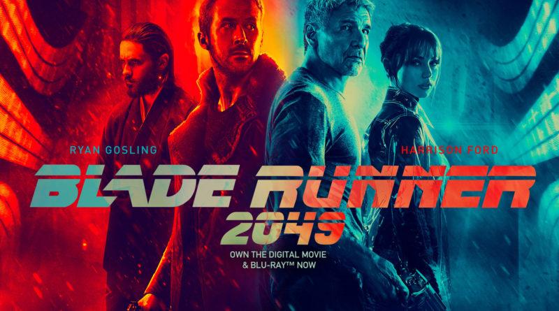 locandina film blade runner 2049
