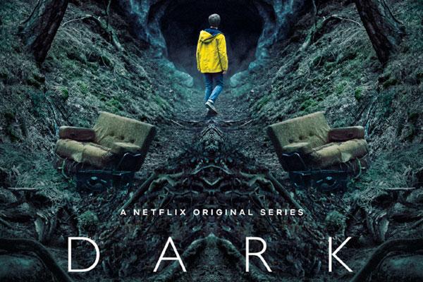 locandina serie tv tedesca dark in onda su netflix