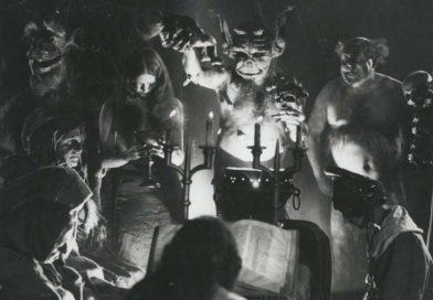 La stregoneria attraverso i secoli, un inedito horror di inizio secolo